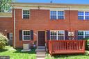 Attractive brick 2 story home with deck. - 9761 HAGEL CIR #E, LORTON