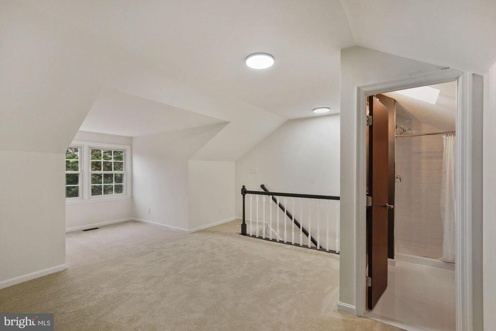 3rd bedroom - 4110 WASHINGTON BLVD, ARLINGTON