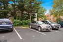 Assigned parking space #6 - 4110 WASHINGTON BLVD, ARLINGTON