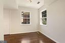 Dining room, study, or home office.  You decide! - 9761 HAGEL CIR #E, LORTON