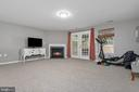 Basement time! Games,  movie room, bring the ideas - 612 BURBERRY TER SE, LEESBURG