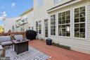Take the fun outdoors on your large private deck - 612 BURBERRY TER SE, LEESBURG
