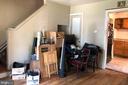 Living/dining combo - 4639 A ST SE, WASHINGTON
