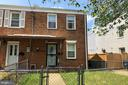 Semi-detached brick home in Marshall Heights - 4639 A ST SE, WASHINGTON