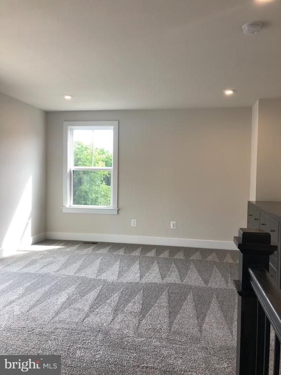 Spacious LOFT- 4th Level Opens to Rooftop Terrace - 12012 N SHORE DR, RESTON