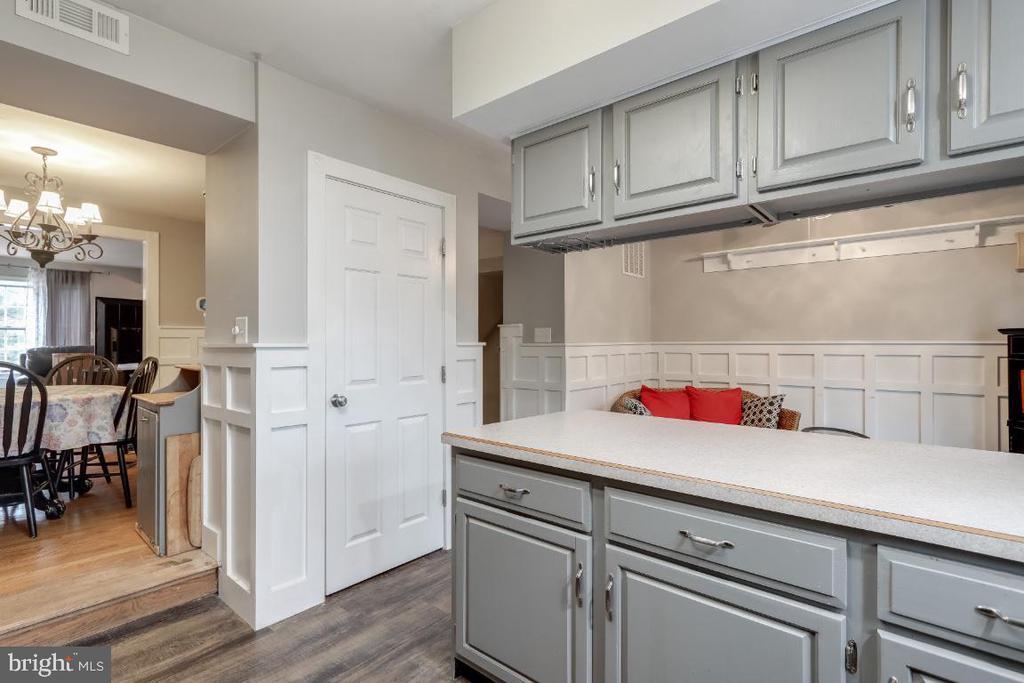 Kitchen - 8288 WATERSIDE CT, FREDERICK