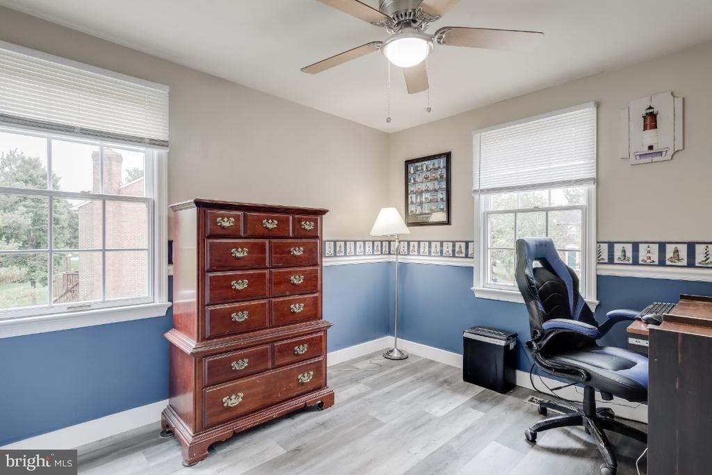 bedroom #3 - currently used as an office - 8288 WATERSIDE CT, FREDERICK