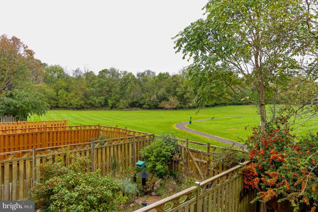 This is your view from your back deck - 8288 WATERSIDE CT, FREDERICK