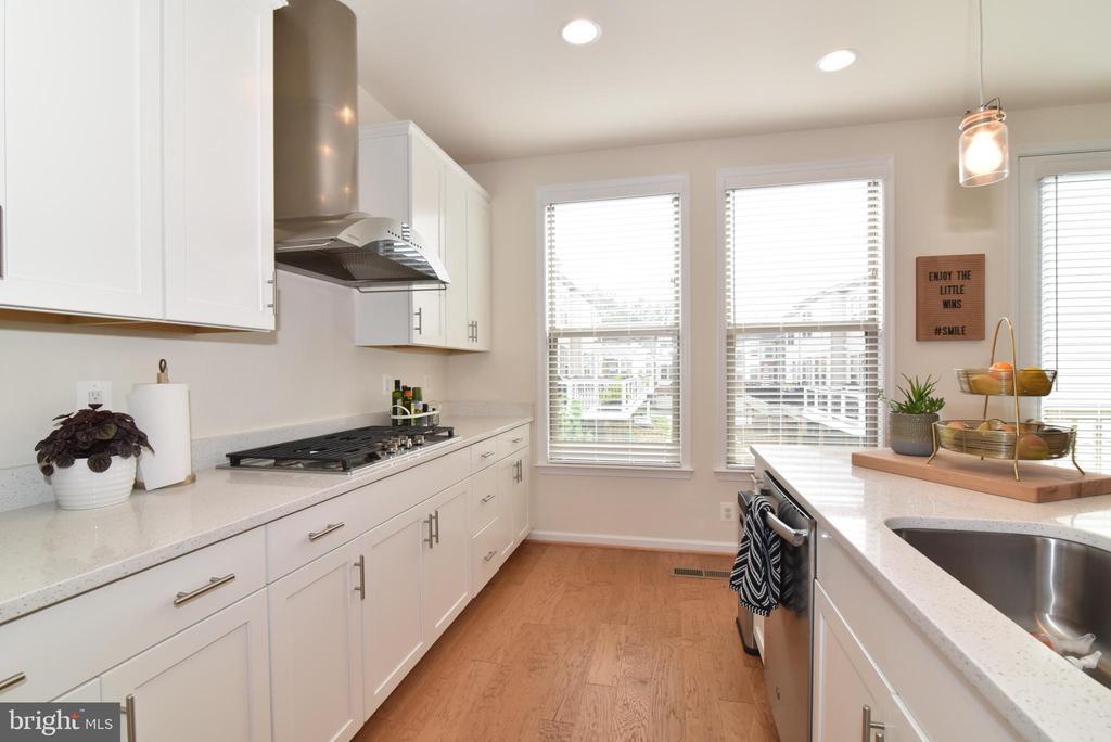Bright open kitchen - 42349 ALDER FOREST TER, STERLING