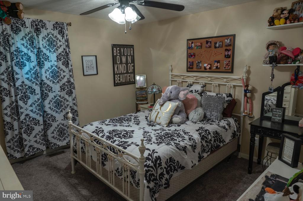 Bedroom #2 - 12300 PLANTATION DR, SPOTSYLVANIA