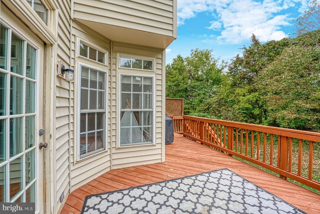 Enjoy Morning Coffee & Long Evenings on Your Deck - 8075 MONTOUR HEIGHTS DR, GAINESVILLE