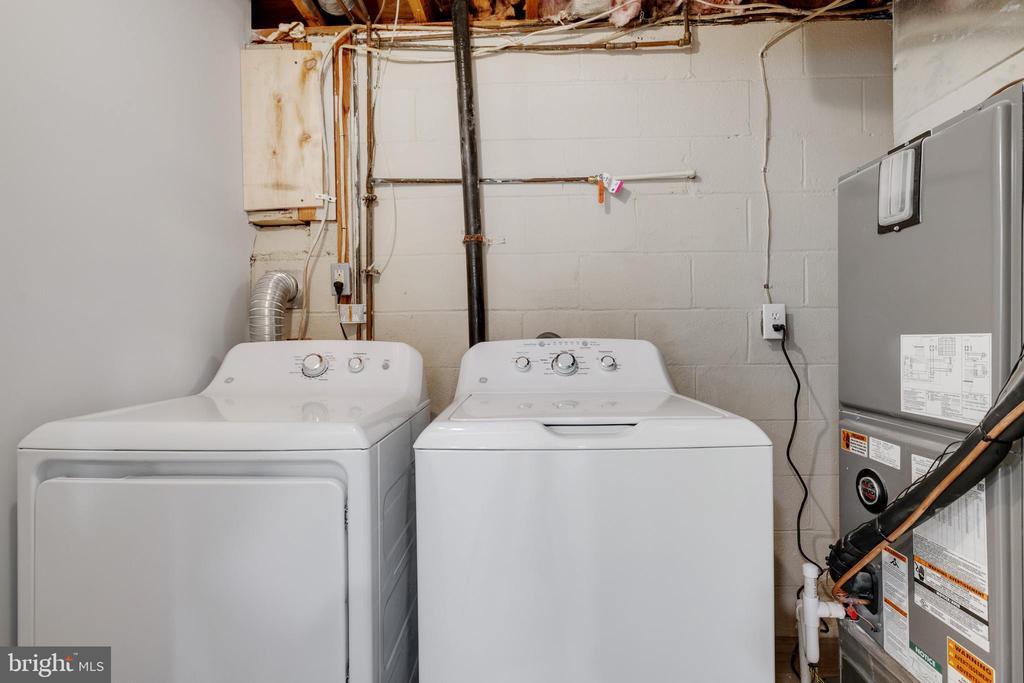 Laundry Room - 14315 FERNDALE RD, WOODBRIDGE