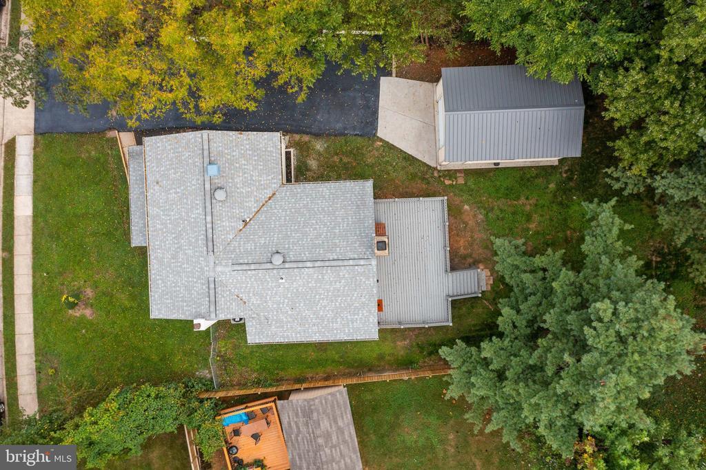 Aerial View of Property - 14315 FERNDALE RD, WOODBRIDGE