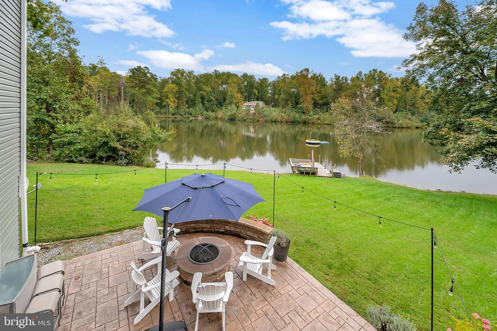 What a view!! - 7398 JACKSON DR, KING GEORGE