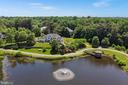 Gorgeous Timber Lakefront Home - 2792 MARSHALL LAKE DR, OAKTON