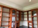 Desk area main lvl office - 43512 STARGELL TER, LEESBURG