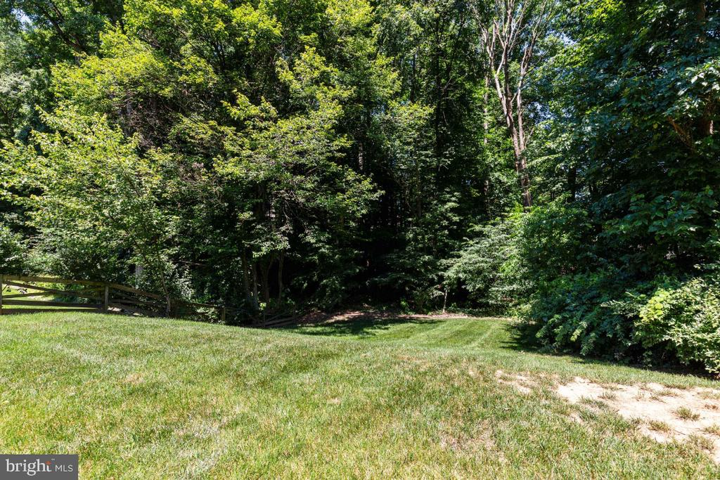 Extraordinary lot with plenty of woods for privacy - 7324 JENNA RD, SPRINGFIELD