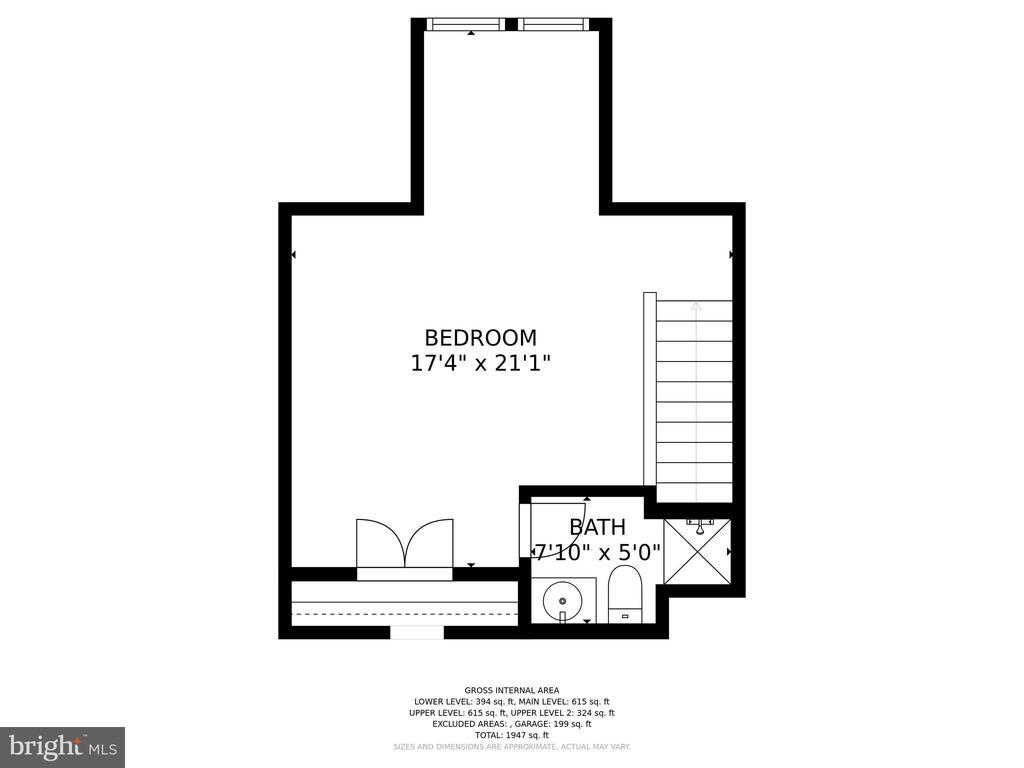 4th floor - 4110 WASHINGTON BLVD, ARLINGTON