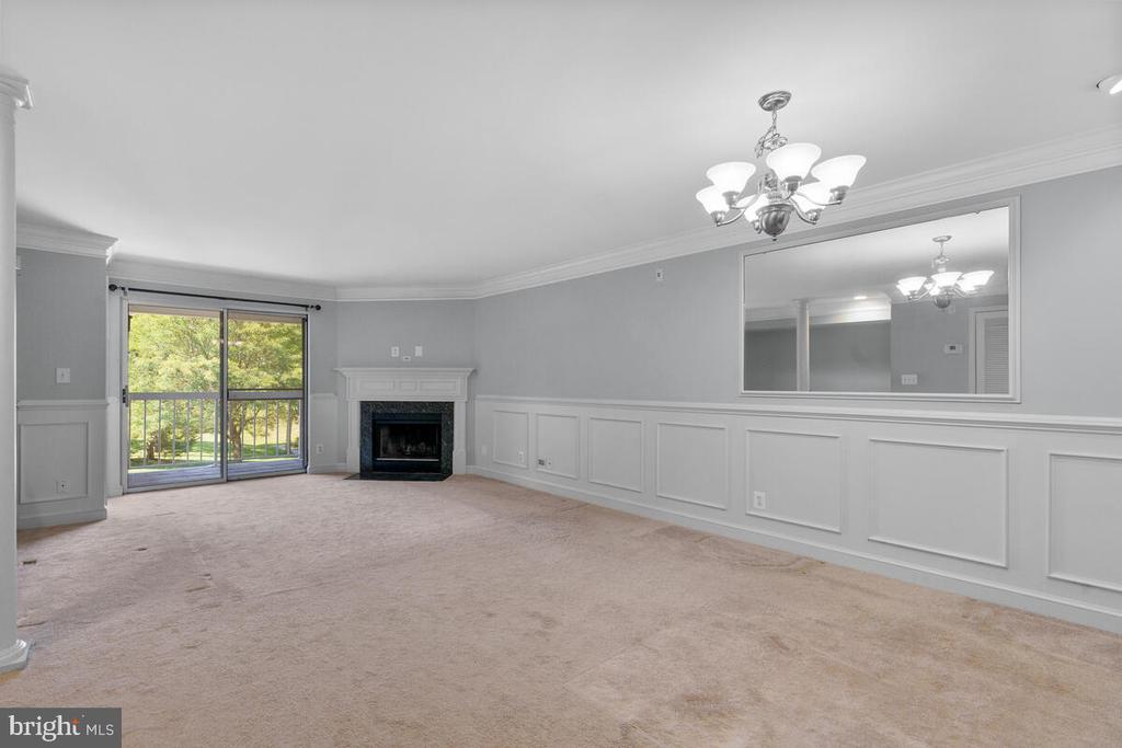 Open Concept Floor plan - 5835 ORCHARD HILL LN, CLIFTON