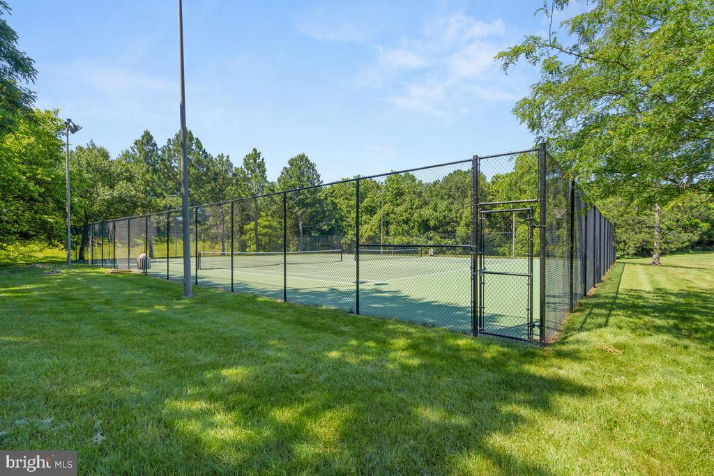 Tennis Courts - 5835 ORCHARD HILL LN, CLIFTON
