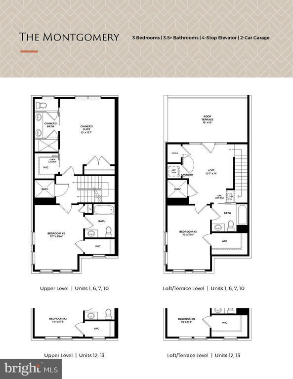 Montgomery Model Floor Plan - 623 SECOND ST, ALEXANDRIA