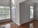 2 story foyer flooded with sunlight welcomes! - 43512 STARGELL TER, LEESBURG