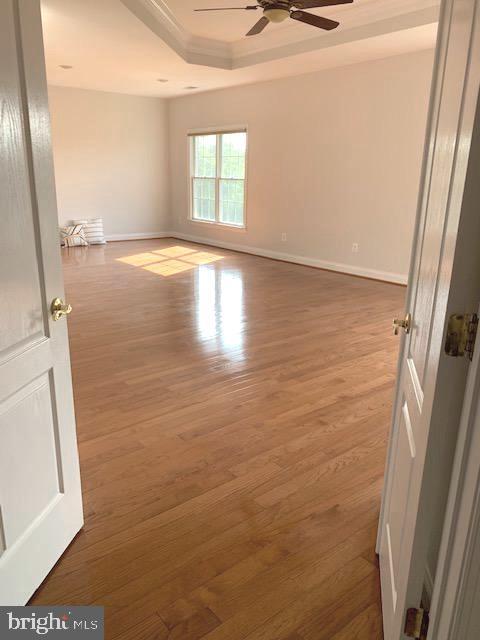 Double doors to Master Suite - 43512 STARGELL TER, LEESBURG