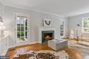 Bright Living Room 3 - 1537 N IVANHOE ST, ARLINGTON