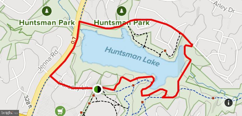Huntsman Lake Trail (photo credit: alltrails.com) - 7324 JENNA RD, SPRINGFIELD