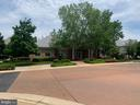 Stroll outside the front to the Clubhouse - 22765 FOUNTAIN GROVE SQ, BRAMBLETON