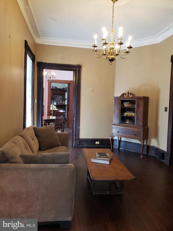 Main Living Room of 1115 Rhode Island Ave NW - 1115 RHODE ISLAND AVE NW, WASHINGTON