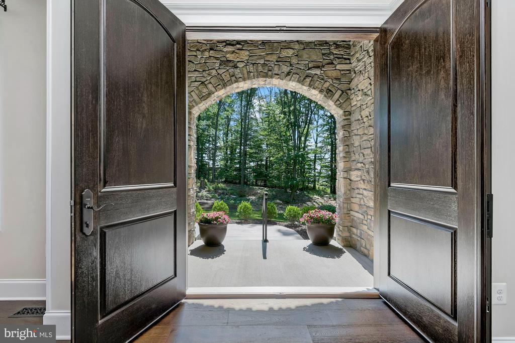 Portico | Front Exterior - 7822 JACKSON MOUNTAIN DR, FREDERICK
