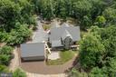 Aerial View - 7822 JACKSON MOUNTAIN DR, FREDERICK