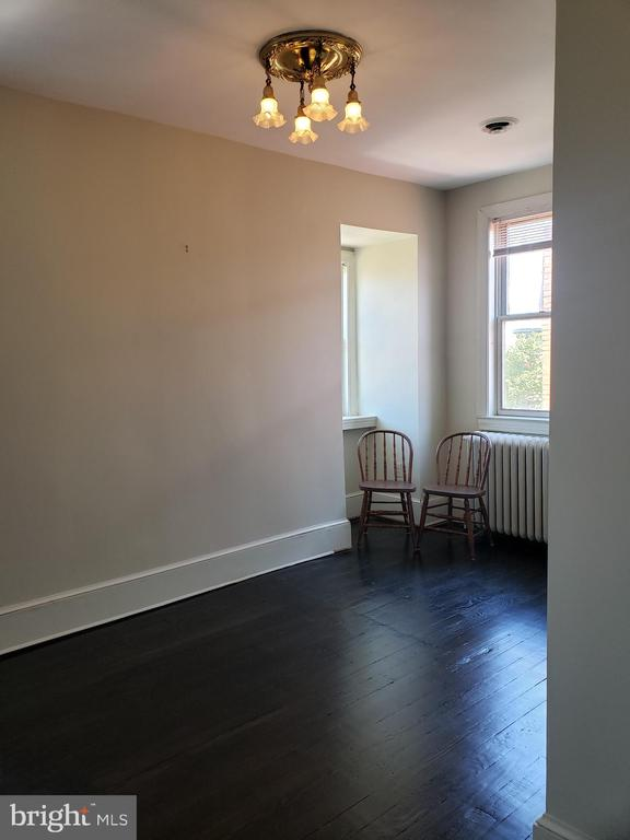 3rd Floor Back Bedroom/Work Out Space. - 1115 RHODE ISLAND AVE NW, WASHINGTON