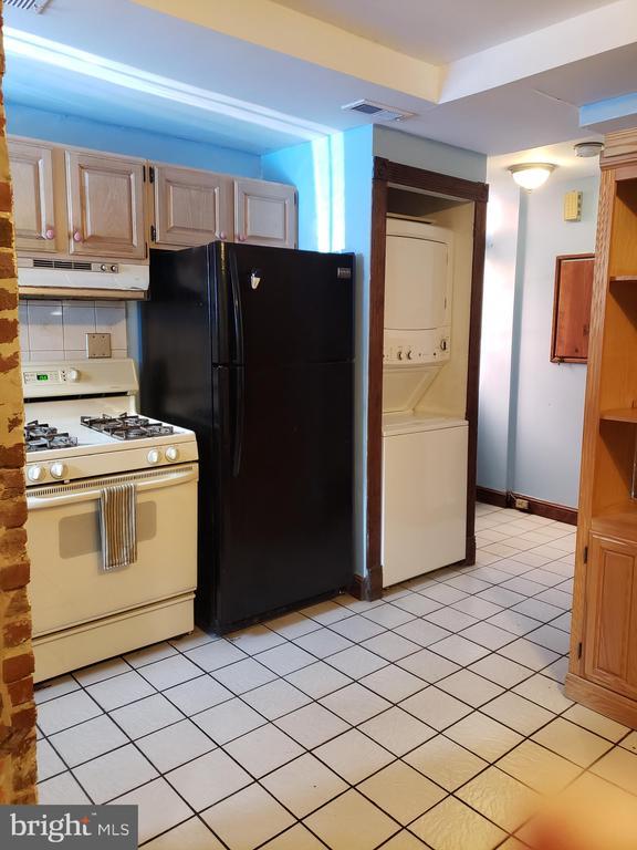 Accessory Studio Kitchenette/Washer/Dryer - 1115 RHODE ISLAND AVE NW, WASHINGTON