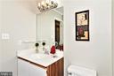 Hall bath - 4 US FORD LN, FREDERICKSBURG