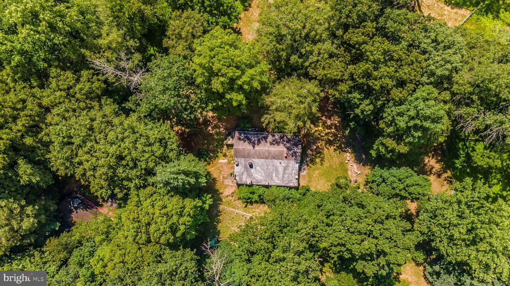 Aerial View - 6233 YEAGERTOWN RD, NEW MARKET
