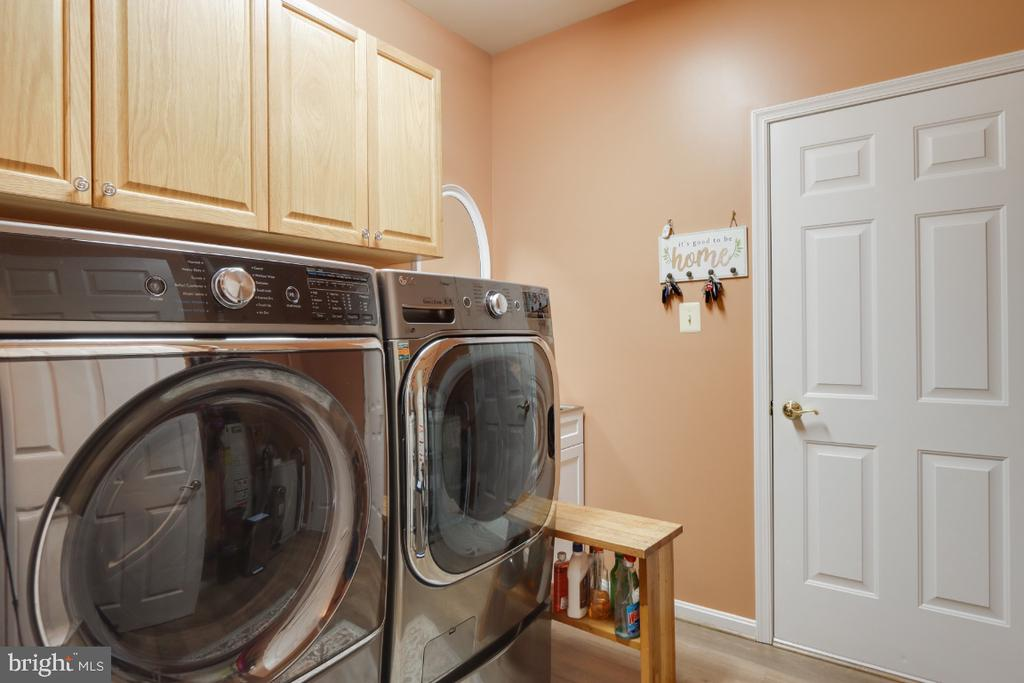 Laundry Room - 384 TURNBERRY DR, CHARLES TOWN