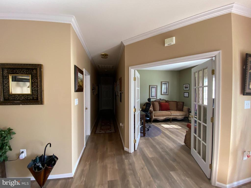 Entry / Hallway / Bedroom / Office - 384 TURNBERRY DR, CHARLES TOWN