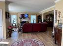 Large Open Living Room - 384 TURNBERRY DR, CHARLES TOWN