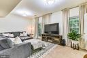 Lower Level Rec Room leads to patio - 1323 SUNDIAL DR, RESTON