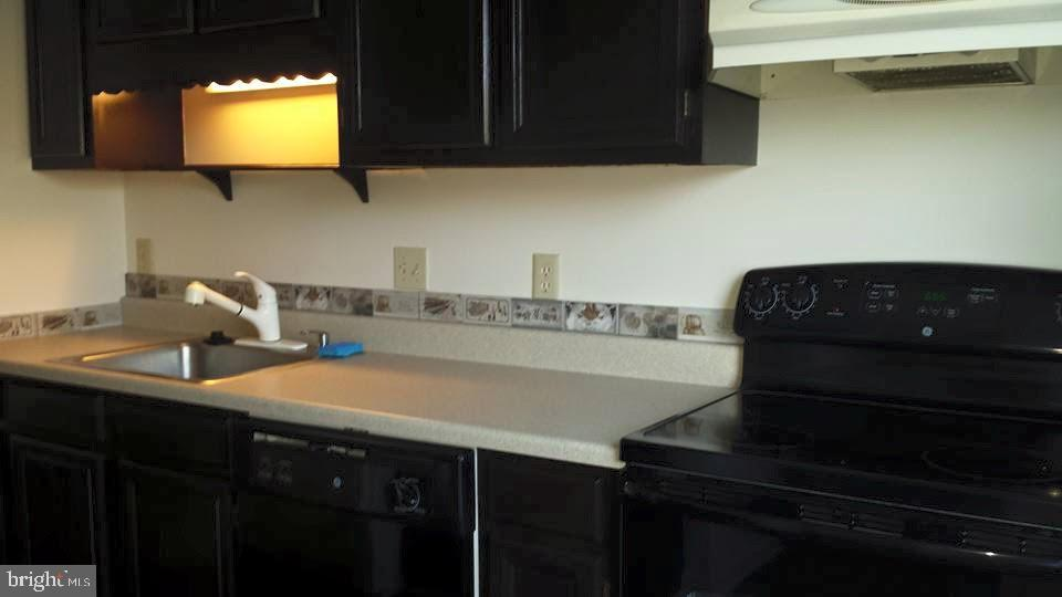 Kitchen-newer countertops - 2245 ROCK CREEK RD, FREDERICKSBURG