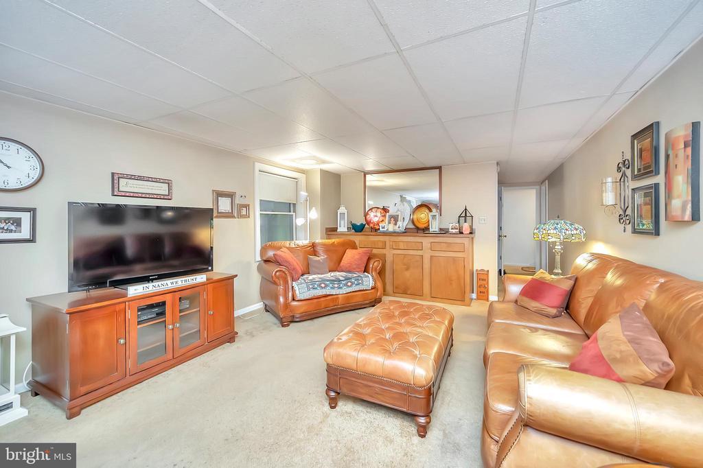 lower living room - 201 HAPPY CREEK RD, LOCUST GROVE
