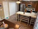 Kitchen w/ dining area - 12300 PLANTATION DR, SPOTSYLVANIA