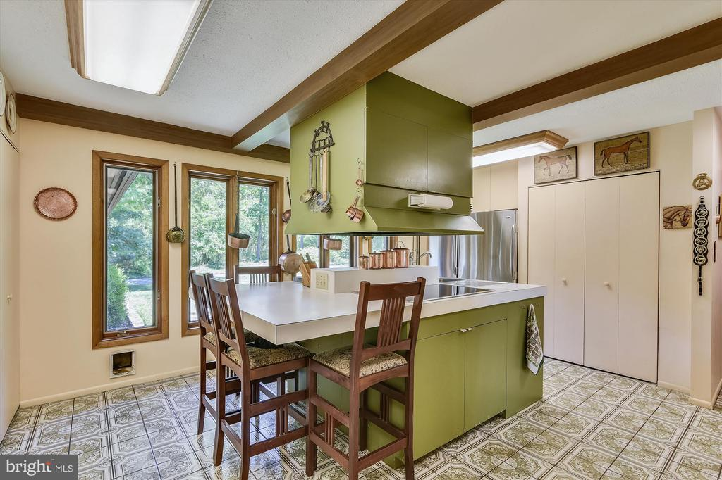 Kitchen - 1823 OLD WINCHESTER RD, BOYCE