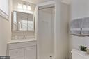 en suite bath - 121 6TH ST NE, WASHINGTON