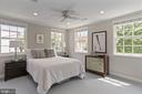 Third marvelous bedroom - surrounded by windows - 121 6TH ST NE, WASHINGTON