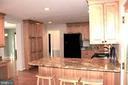 Kitchen - 8503 QUEEN ELIZABETH BLVD, ANNANDALE