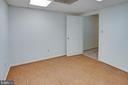The lower level hobby room - 320 DESTROYER CV, STAFFORD