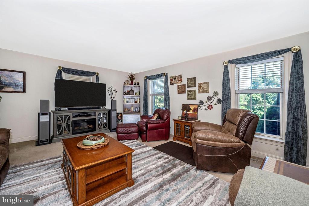 Living Room - 10740B WOODSBORO RD, WOODSBORO